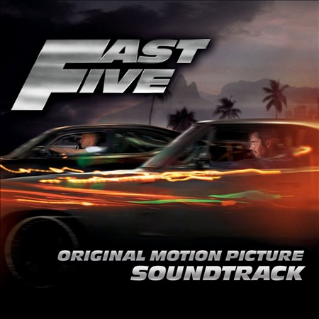 announced a soundtrack release for the upcoming action film Fast Five
