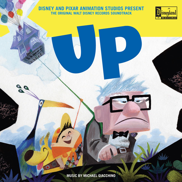 Michael Giacchino S Up Soundtrack Released On Cd Film