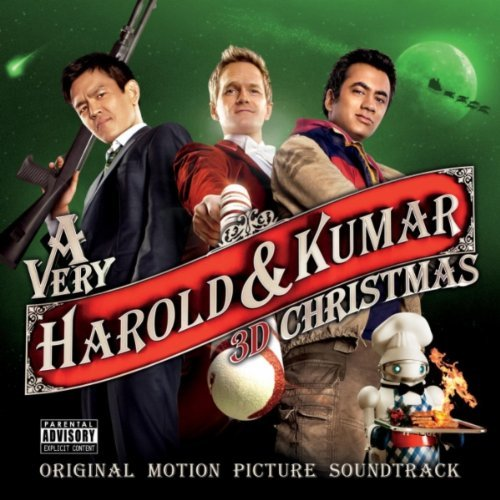A Very Harold Kumar 3d Christmas.A Very Harold Kumar 3d Christmas Soundtracks Announced