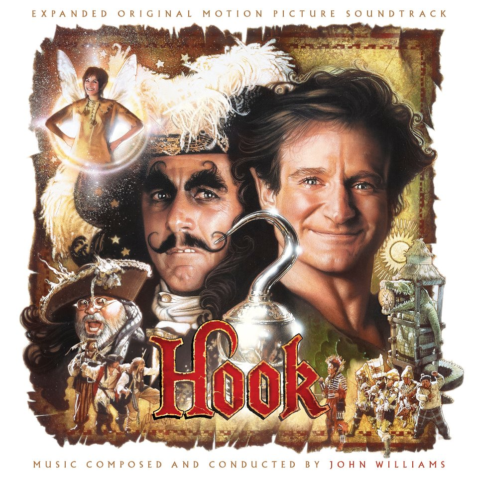 Expanded 'Hook' Soundtrack by John Williams Released ...