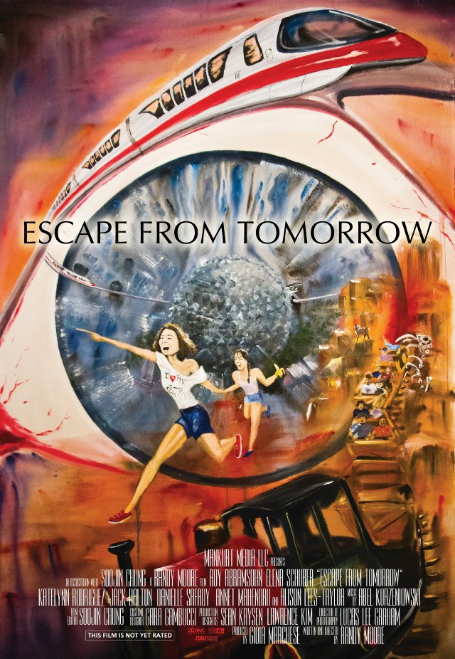 Escape from Tomorrow movie