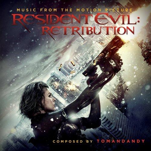 Resident Evil Retribution Soundtrack Details Film Music Reporter