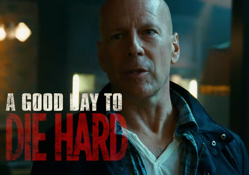 Review A Good Day to Die Hard