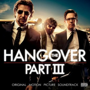 Hangover III Soundtrack Disc cover