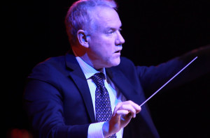 John Debney conducting a suite from Bernard Herrmann's 'The Ghosts and Mrs. Muir'