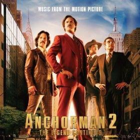 Anchorman 2: La Leggenda Continua [Soundtrack] (2013)