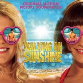 british musical walking on sunshine the album features the songs from