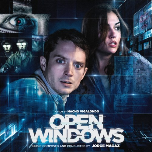 quartet records has announced a soundtrack album for the thriller open windows open windows the album features the films original music composed and