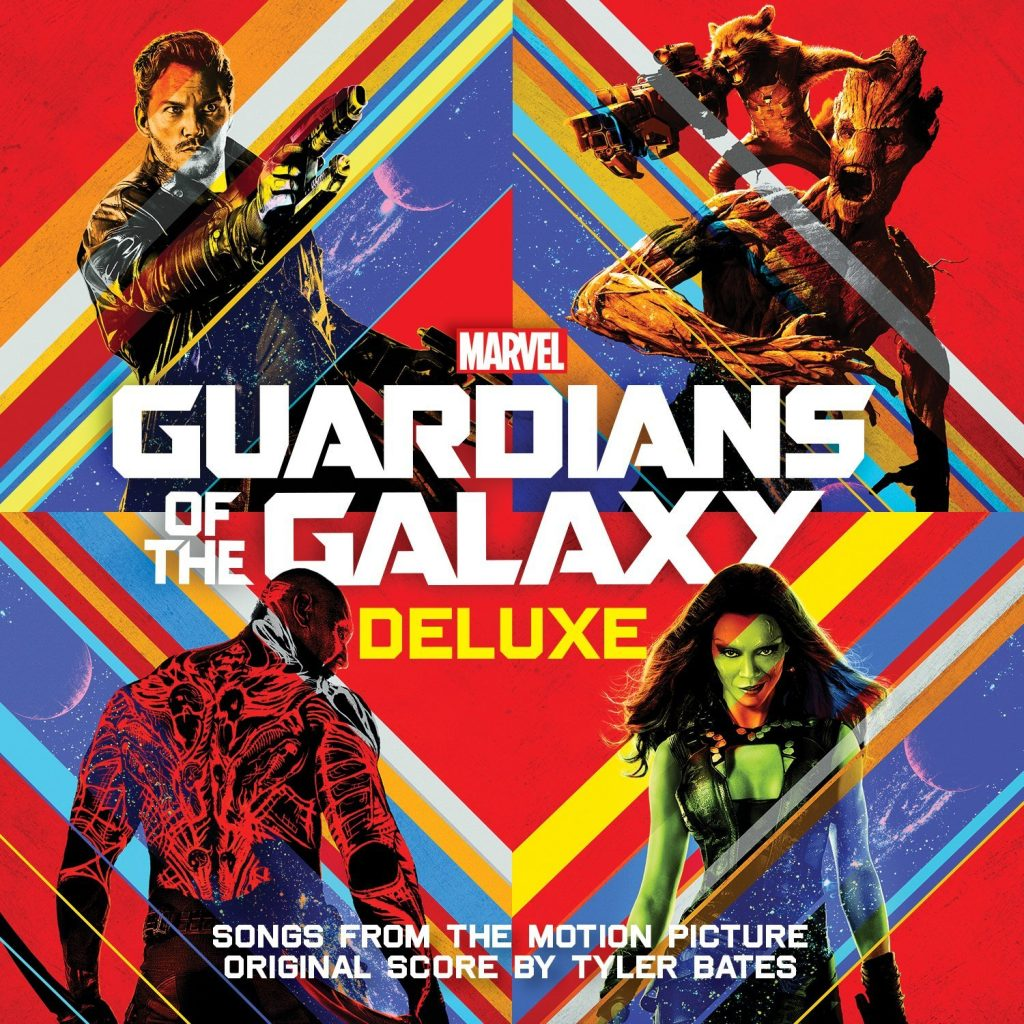 Image result for guardians of the galaxy score