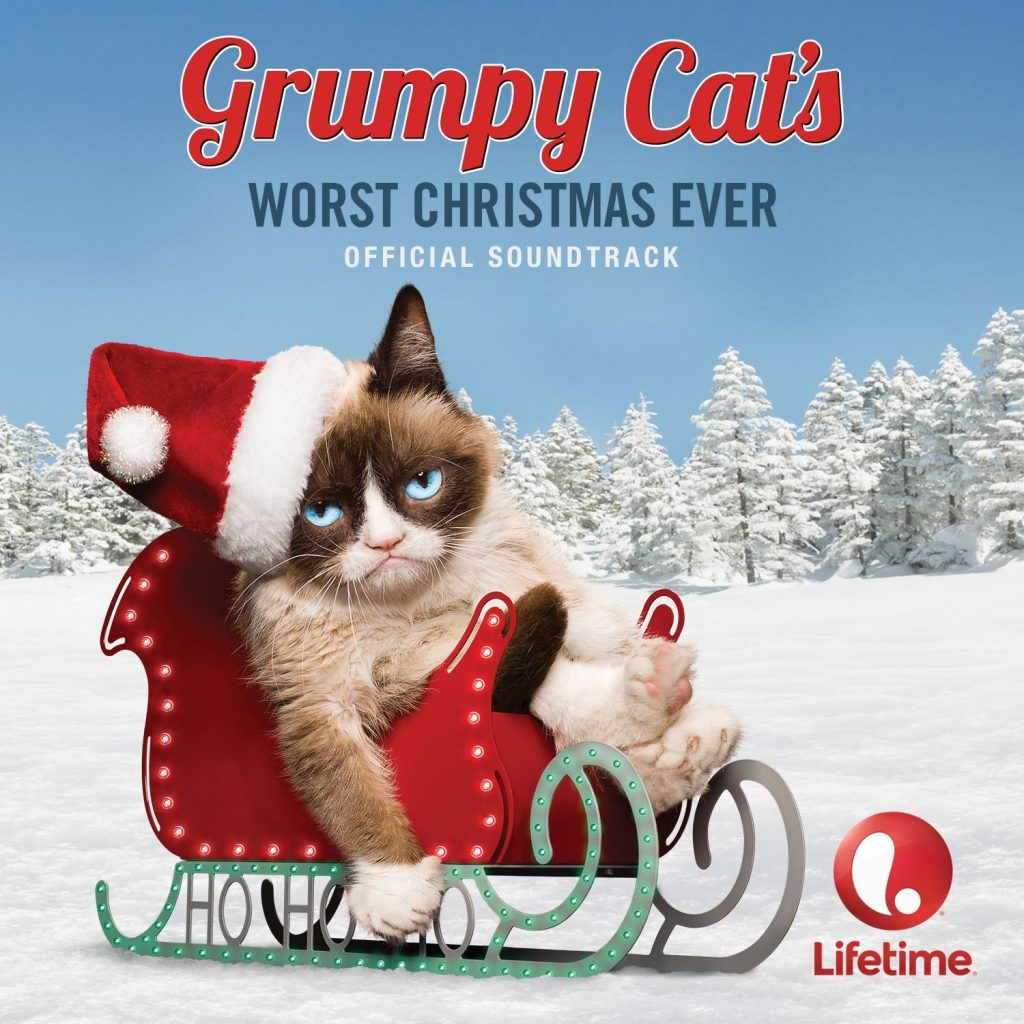 Grumpy Cat's Worst Christmas Ever' Soundtrack Details | Film Music ...