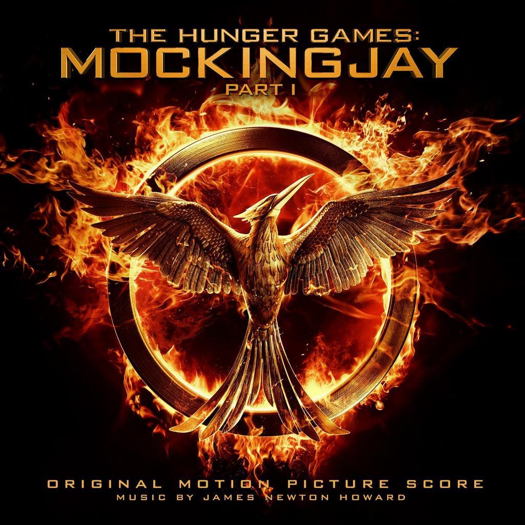 The Hunger Games Mockingjay Part 1 Score Album Details