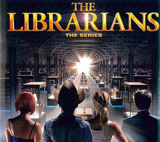 Assistir The Librarians 3ª Temporada Episódio 06 – Dublado Online