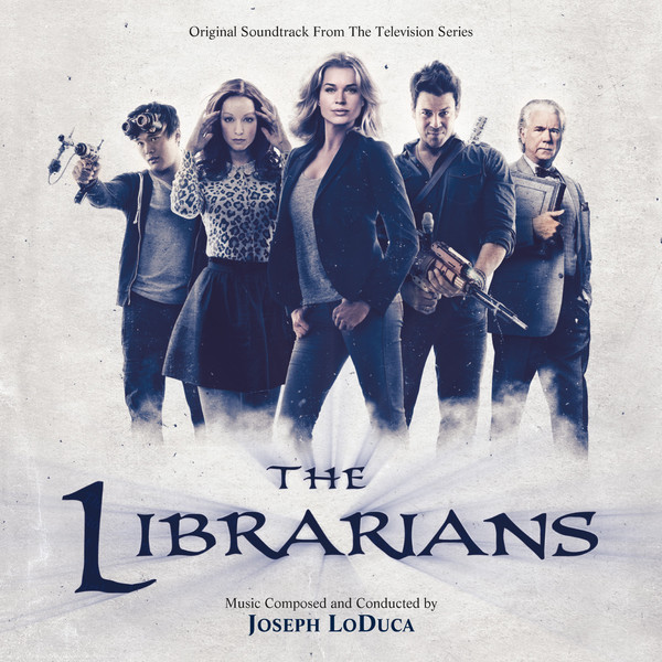 The Librarians' Soundtrack Details | Film Music Reporter