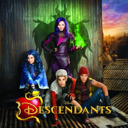 Disney's 'Descendants' Soundtrack Details | Film Music ...