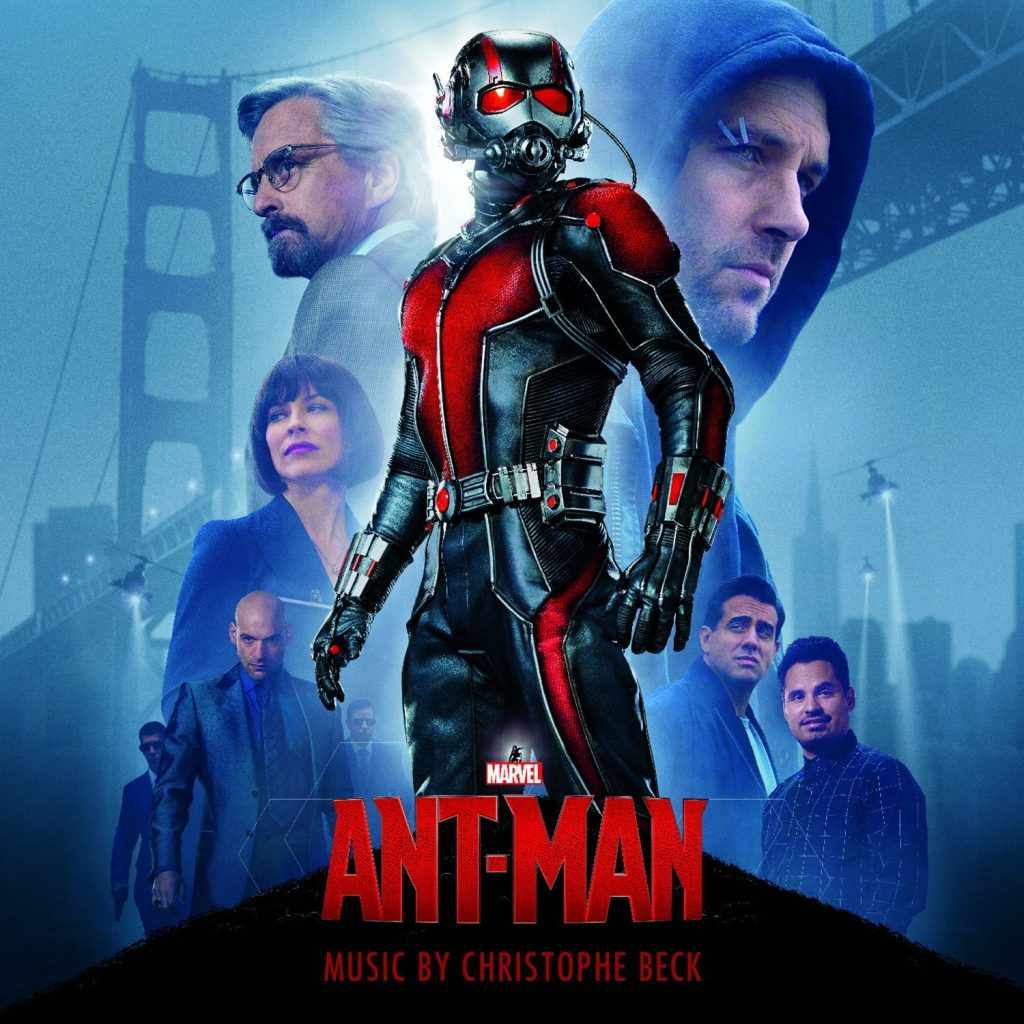 Image result for ant-man score