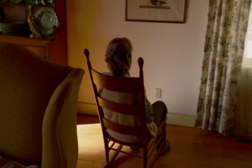 Night shyamalan s the visit to feature theme by paul