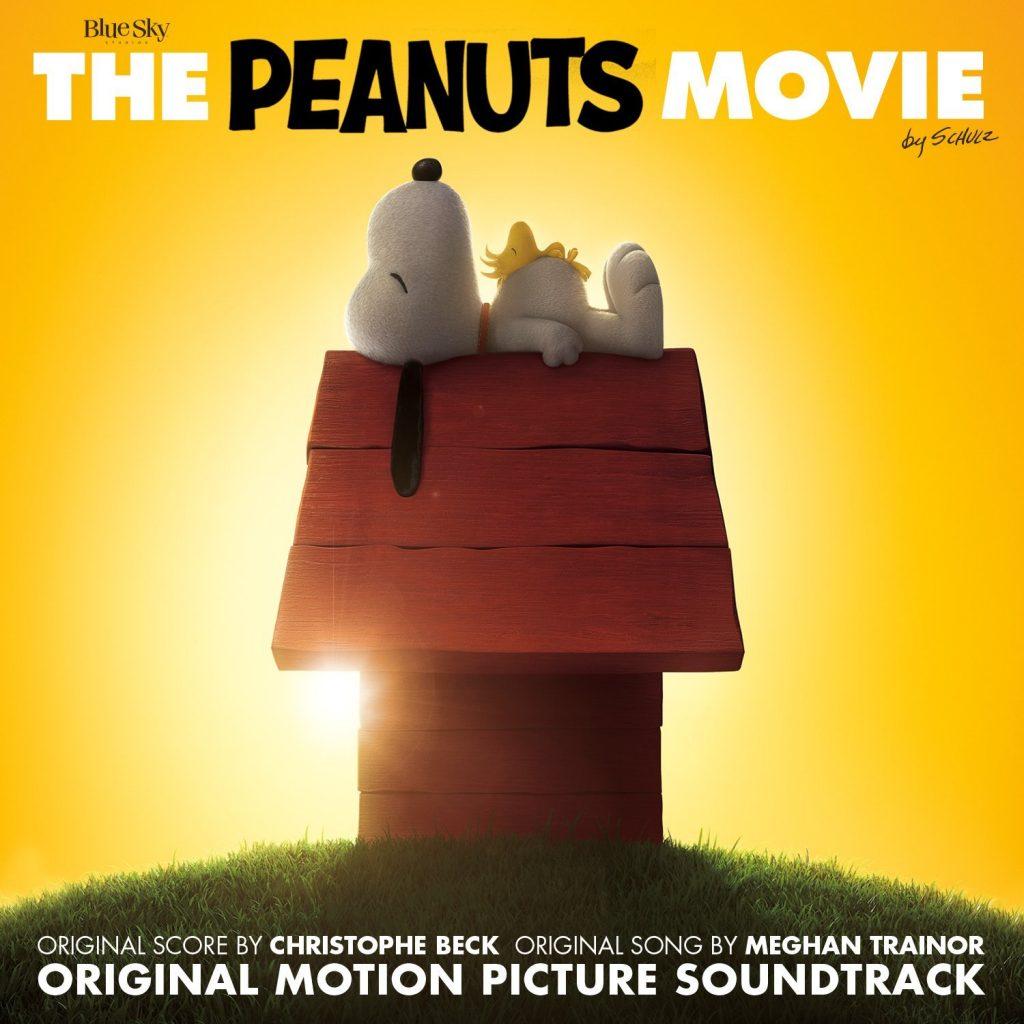 Better Now Mp3 Original: 'The Peanuts Movie' Soundtrack Details
