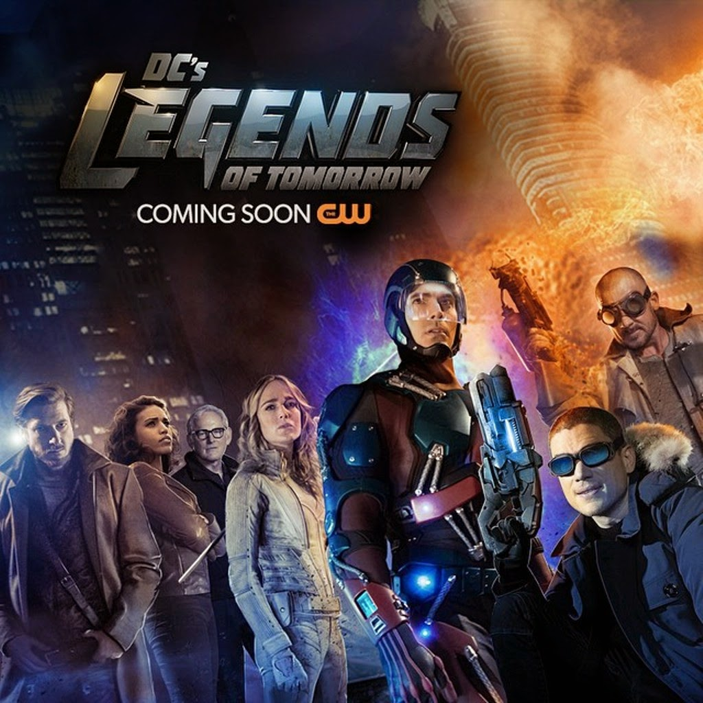 Legends Of Tomorrow Besetzung