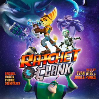 Ratchet Clank Movie Soundtrack Details Film Music Reporter