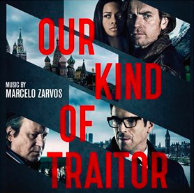 Our kind of traitor soundtrack announced film music reporter