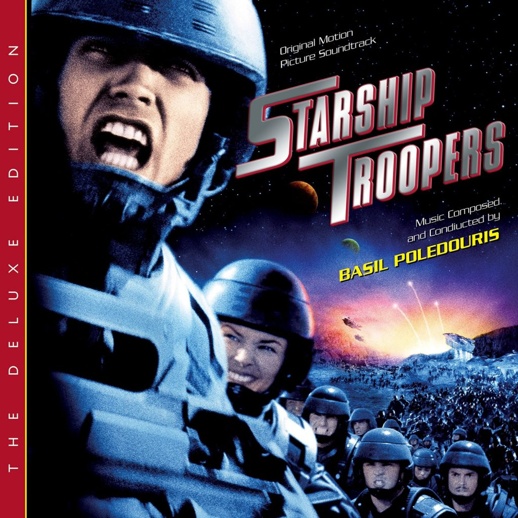 Movie Poster the hunt for red october movie poster : u2018Starship Troopersu2019 and u2018Volcanou2019 Deluxe Edition ...