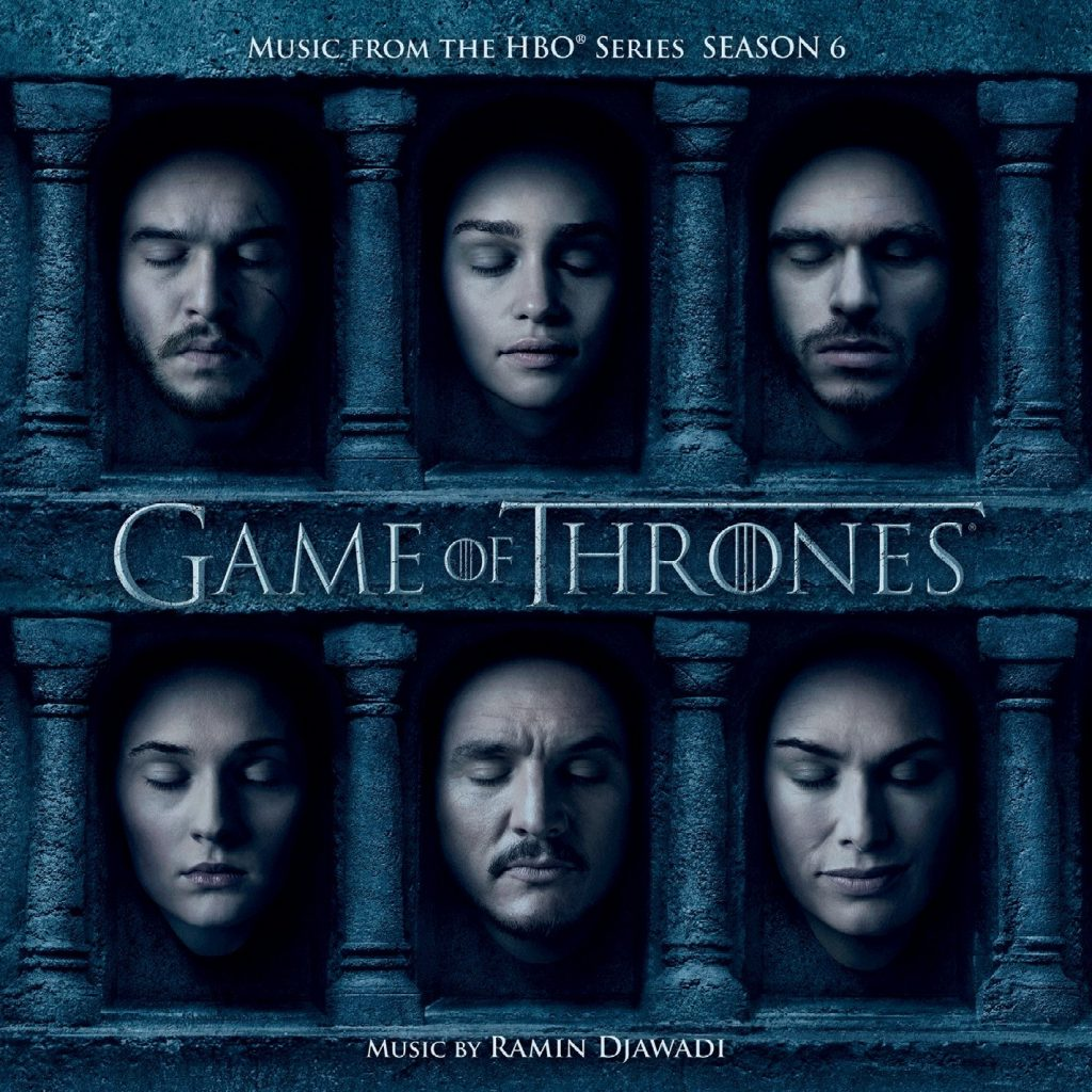 game of thrones season 6 soundtrack details film music reporter. Black Bedroom Furniture Sets. Home Design Ideas
