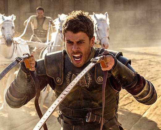 Ben-Hur: Songs Inspired by the Film' Soundtrack Announced | Film ...