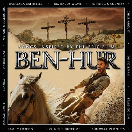 �benhur songs inspired by the film� soundtrack announced
