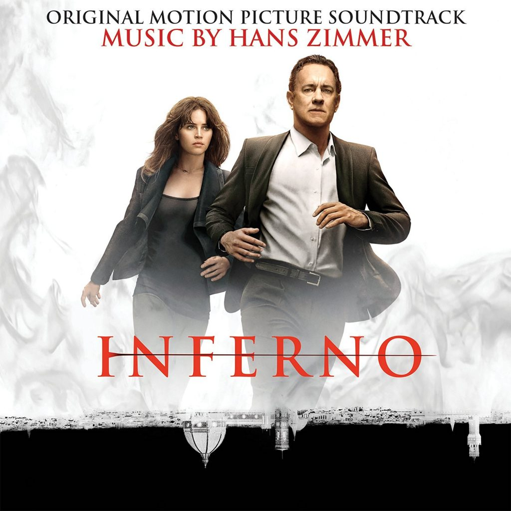 Ron howard s inferno soundtrack details film music for Zimmer soundtrack