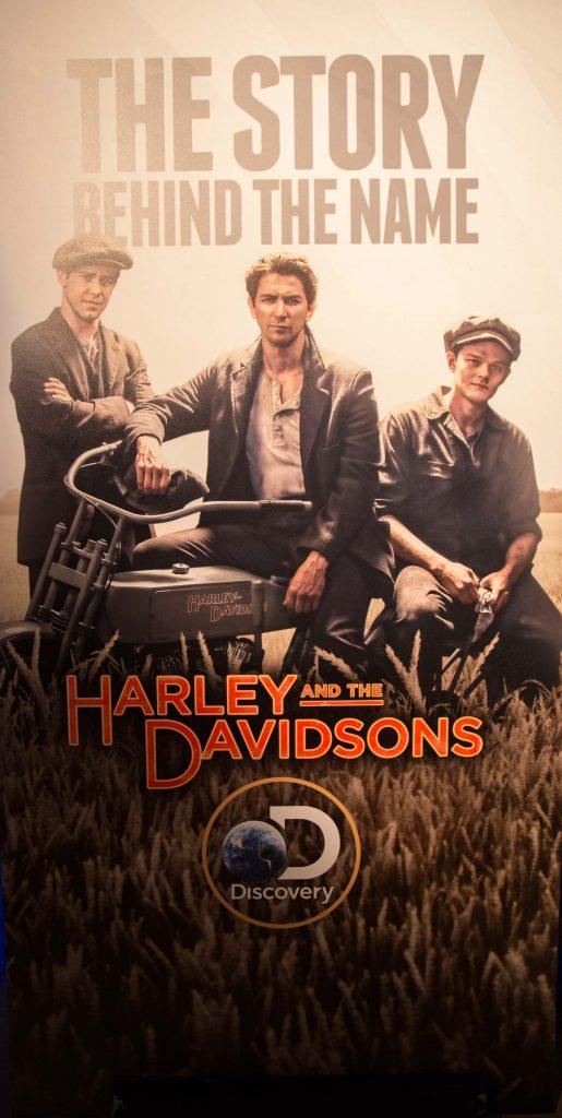 harley and the davidsons film – idee per l'immagine del motociclo