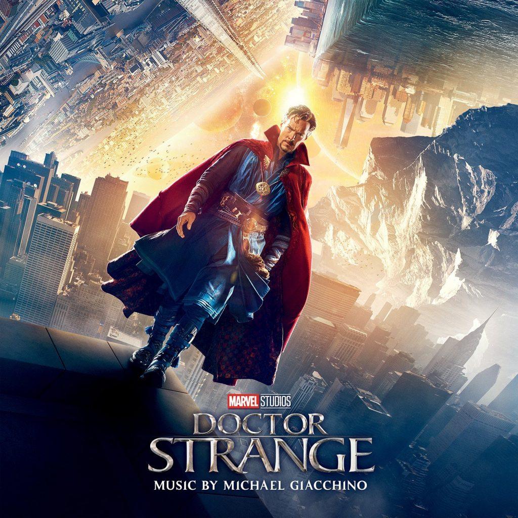 Doctor Strange' Soundtrack Details  Film Music Reporter
