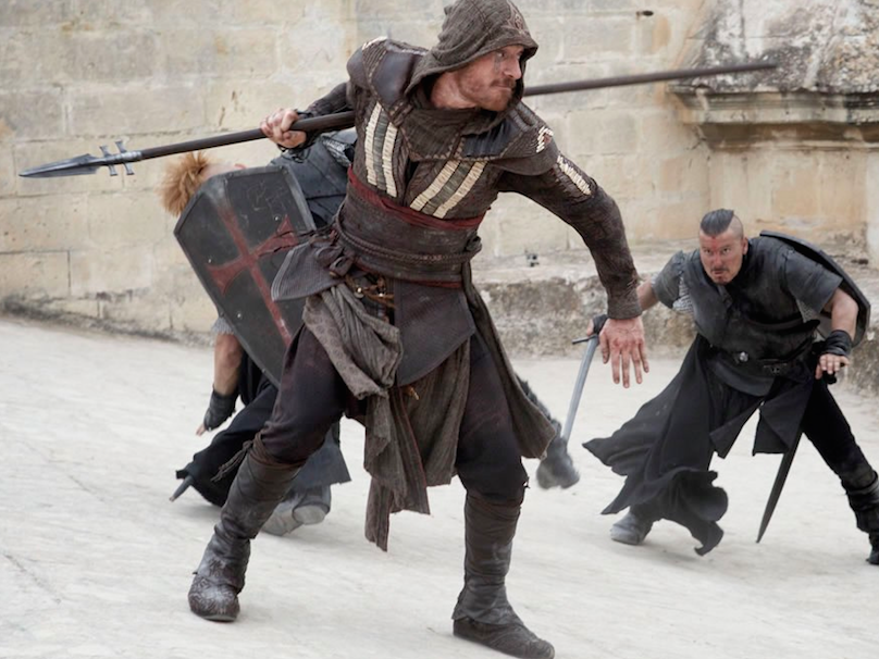 'Assassin's Creed' Movie Soundtrack Details | Film Music ...