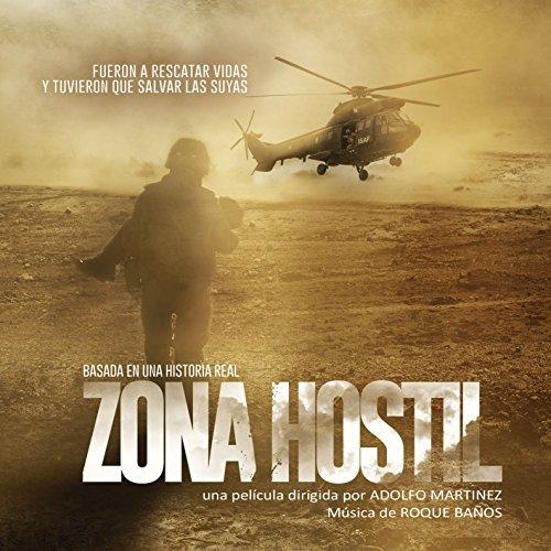 'Rescue Under Fire' ('Zona Hostil') Soundtrack Released