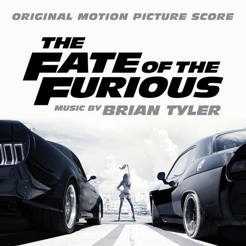 the fate of the furious score album details film music reporter. Black Bedroom Furniture Sets. Home Design Ideas