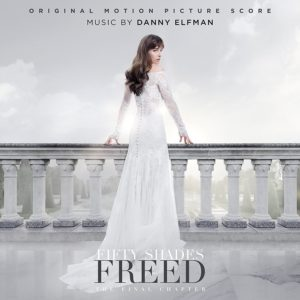 acc3c8ad99 Back Lot Music will release a score album for the film adaptation of Fifty  Shades Freed. The album features the film s original music composed by  Danny ...