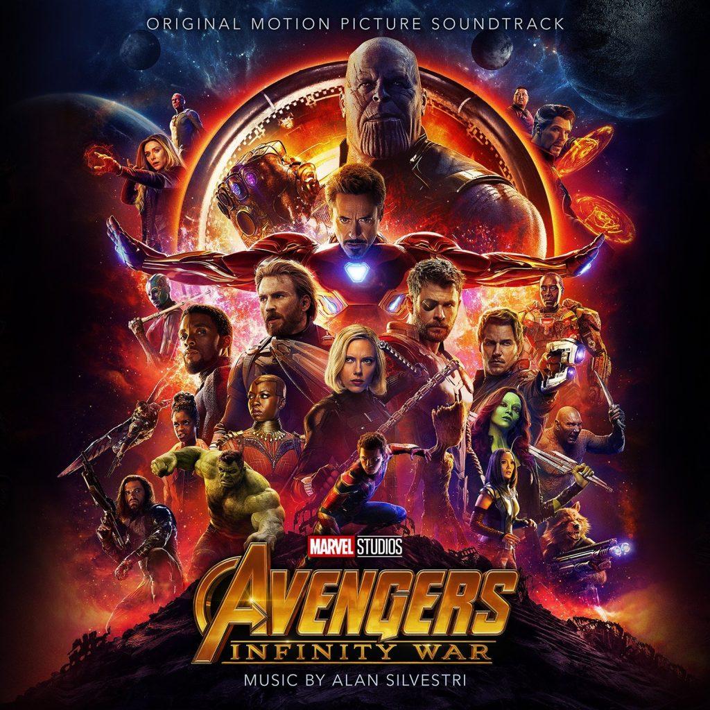 Avengers: Infinity War' Soundtrack Details   Film Music Reporter