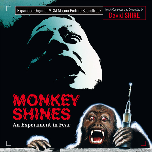 Expanded 'Monkey Shines' Soundtrack Announced | Film Music