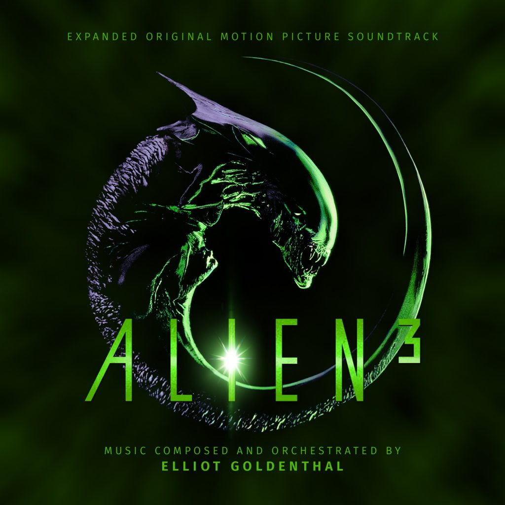 Alien 3 Movie: Expanded 'Alien 3' Soundtrack Announced