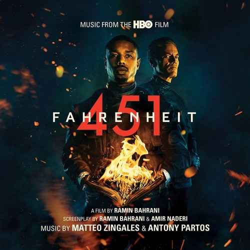 Fahrenheit 451 Film 2021