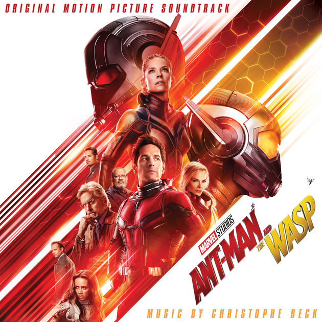 Ant Man And The Wasp Soundtrack Details Film Music Reporter