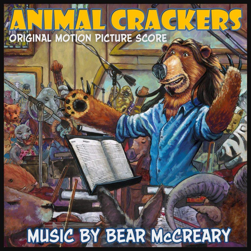 Animals Crackers' Score Album Details | Film Music Reporter
