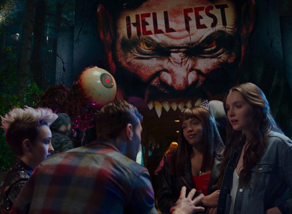 Bear McCreary to Score Gregory Plotkin's 'Hell Fest' | Film