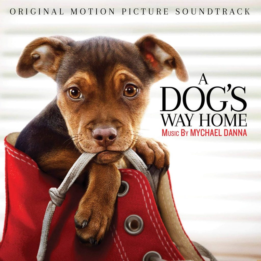 A Dogs Way Home Soundtrack Details Film Music Reporter