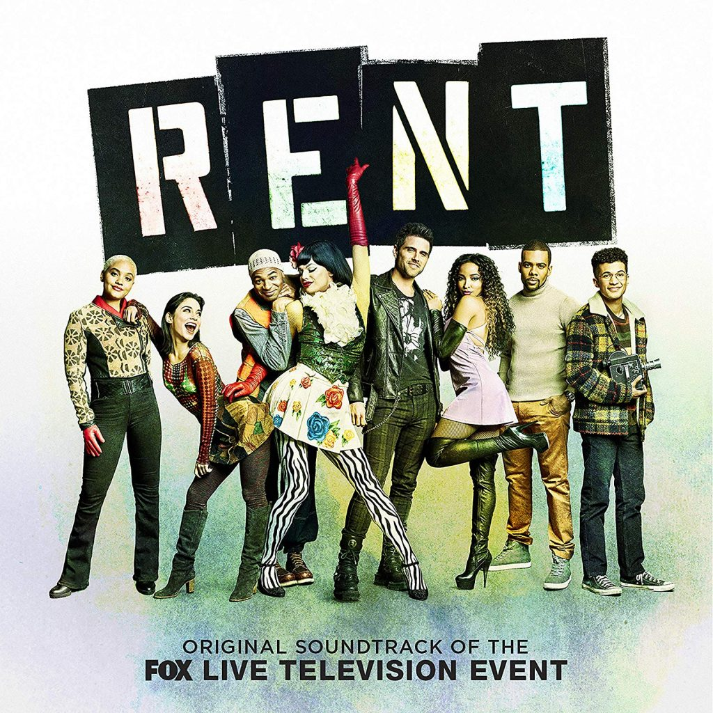 Rent Xom: Soundtrack Album For Fox's 'Rent' Live Television Event