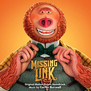 Missing Link Soundtrack Album Announced Film Music