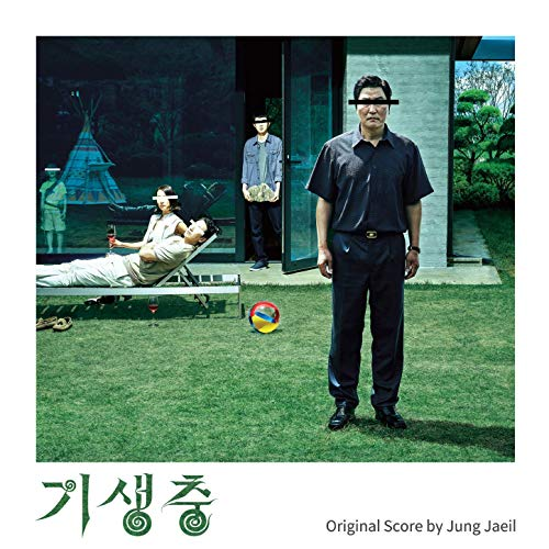 Soundtrack Album for Bong Joon-Ho's 'Parasite' Released |  Film Music Reporter