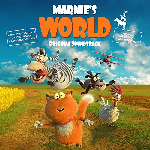 Soundtrack Album For Spy Cat Movie Marnie S World Released Film Music Reporter