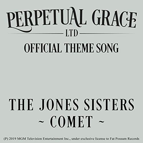 Timmy Thick Theme Song By Michael Jones: 'Perpetual Grace, LTD' Theme Song Released