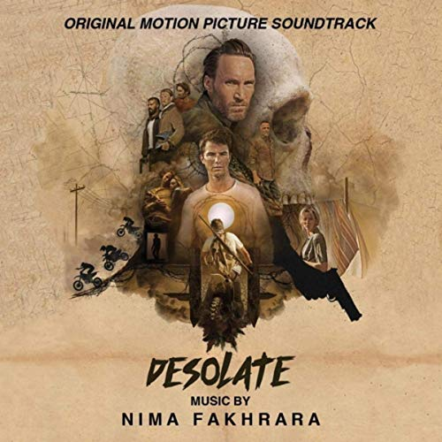 Desolate' Soundtrack Released   Film Music Reporter