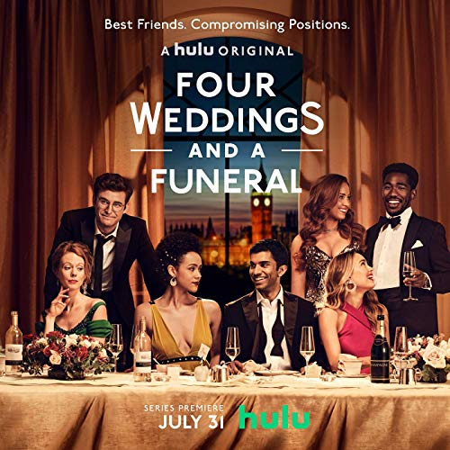 My Best Friend S Wedding Soundtrack.Soundtrack Album For Hulu S Four Weddings And A Funeral Tv